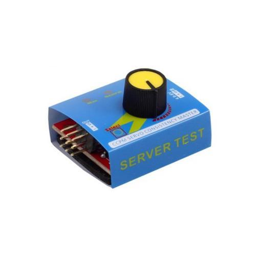 Servo Tester - 3 Channel