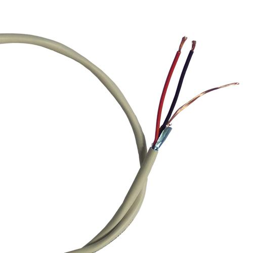 18AWG Shielded 2 Conductor Stranded Hookup Wire - by the foot