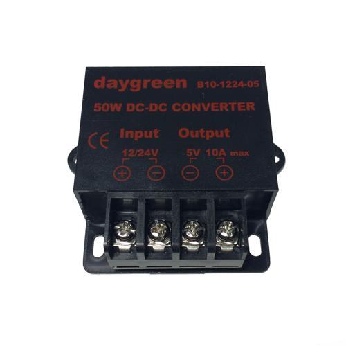5V 50 Watt DC-DC Converter