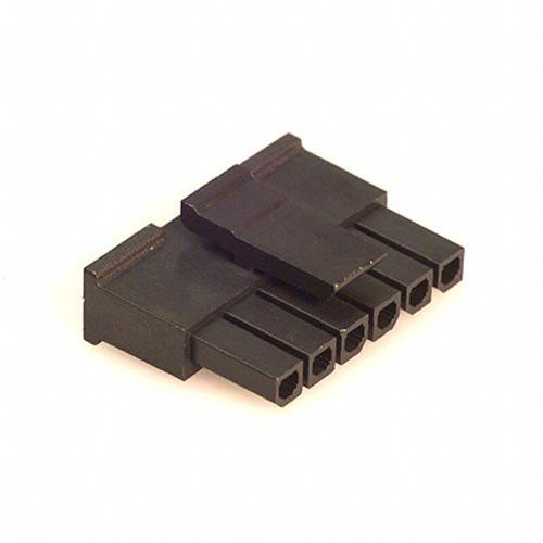 6-pin Molex Microfit 3.0