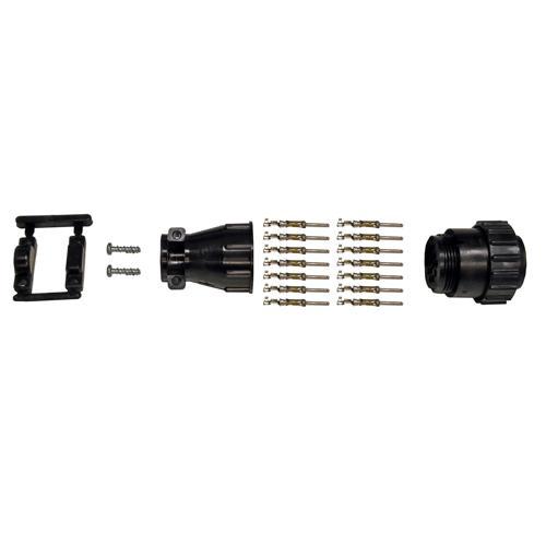 14-Pin Circular Cable Connector