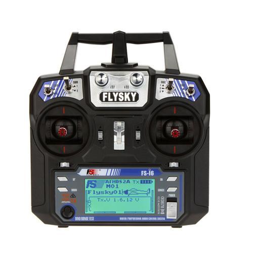 FLYSKY FS-i6 2.4G 6CH Transmitter & Receiver - DISCONTINUED