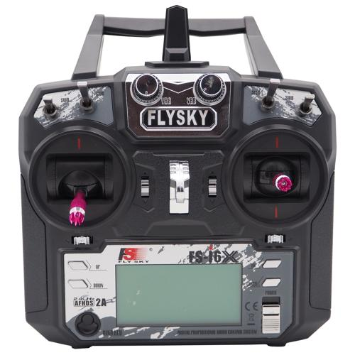 FLYSKY FS-i6X 2.4G 6 Channel Transmitter & Receiver