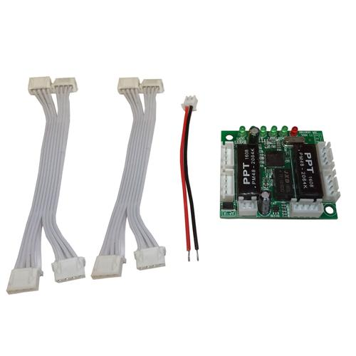Ethernet Switch 5 Port Mini