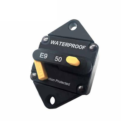50A Waterproof Breaker Switch - IP67 Rating