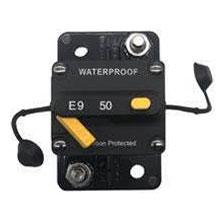 50A Breaker Switch Combo Panel Mount