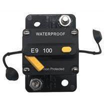 100A Breaker Switch Combo Panel Mount