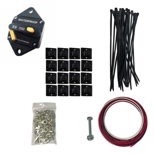 WC Electric Power Hookup Kit