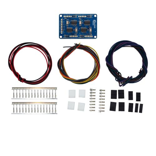 Sabertooth Quadruple Encoder Hookup Kit