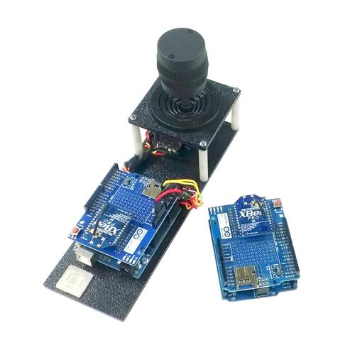 Programmable xBee Control Interface Package