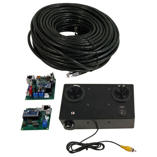 Custom Tether Control Package