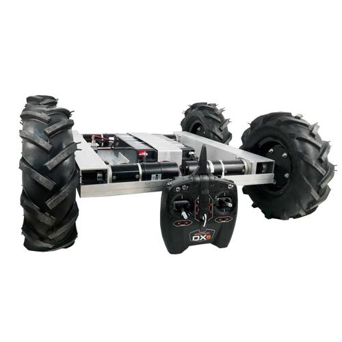 IG52-SB4-T, 4WD All Terrain Robot with Custom Length - DISCONTINUED