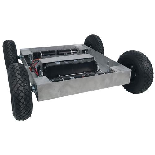 Configurable - IG52-SB4-T, Custom Size 4WD All Terrain Robot