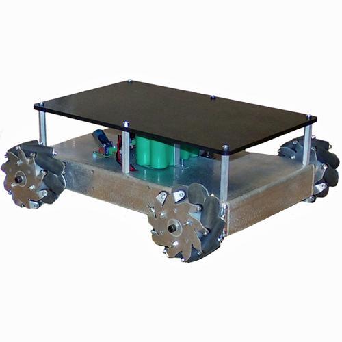 Mecanum Wheel Vectoring Robot Platform - IG32 DM - DISCONTINUED