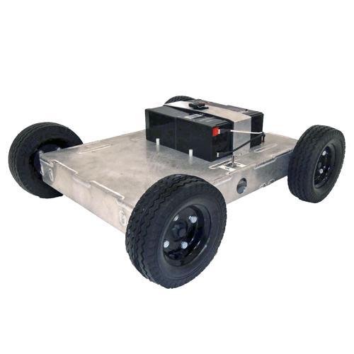 Configurable - IG42-SB4, 4WD All Terrain Robot Platform