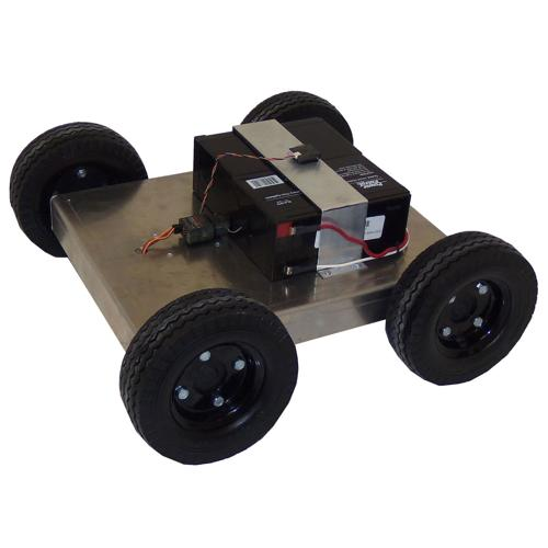Configurable - IG32-DM4, 4WD All Terrain Robot Platform