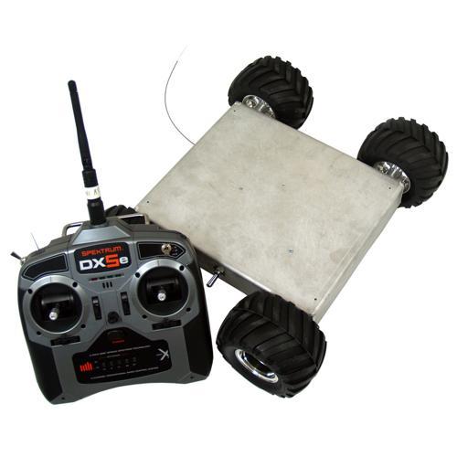 IG32-DM4-C, 4WD All Terrain Compact Robot Platform - DISCONTINUED