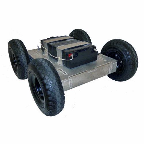 Configurable - IG52-DB4, 4WD All Terrain Heavy Duty Robot Platform