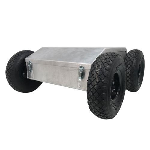 Configurable - IG42-DB4-E, 4WD All Terrain Enclosed Heavy Duty Robot Platform - DISCONTINUED