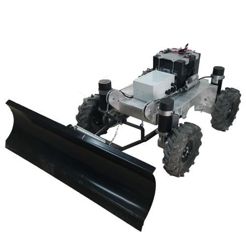 Configurable - 4WD RC Snow Plow Robot Platform - WC DB
