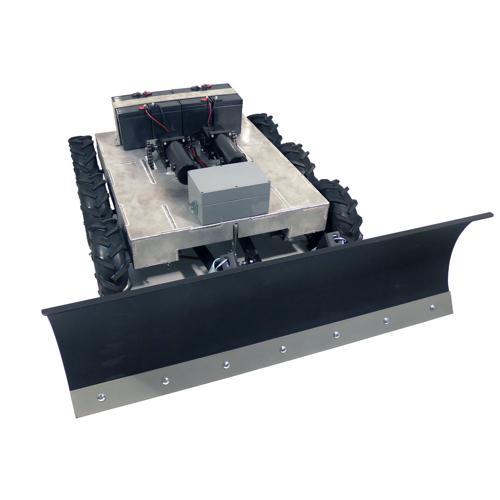6WD RC Snow Plow Robot Platform - WC DB - DISCONTINUED