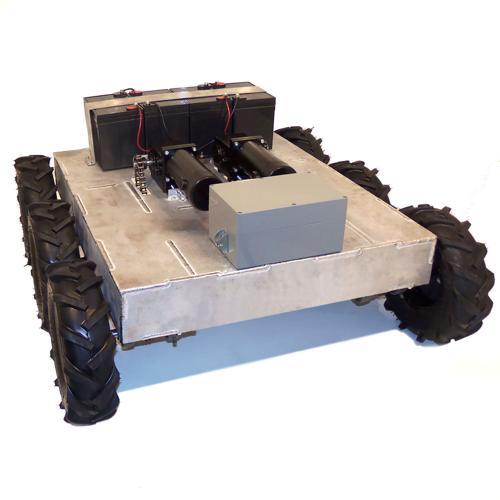 WC400-DB6, 6WD All Terrain Robot Platform - WC DB - DISCONTINUED