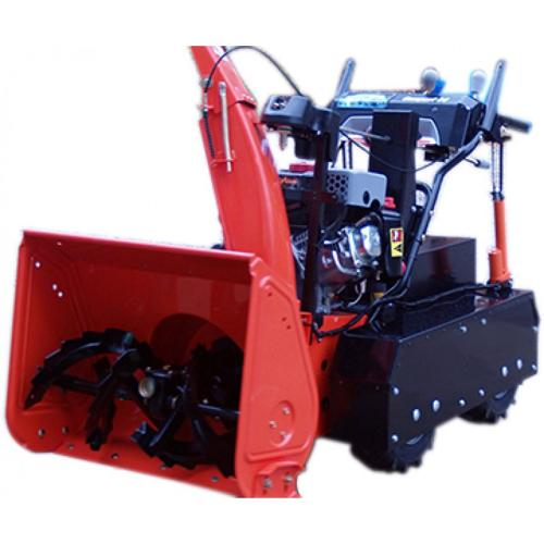 RC 4WD Robot with Snow Blower