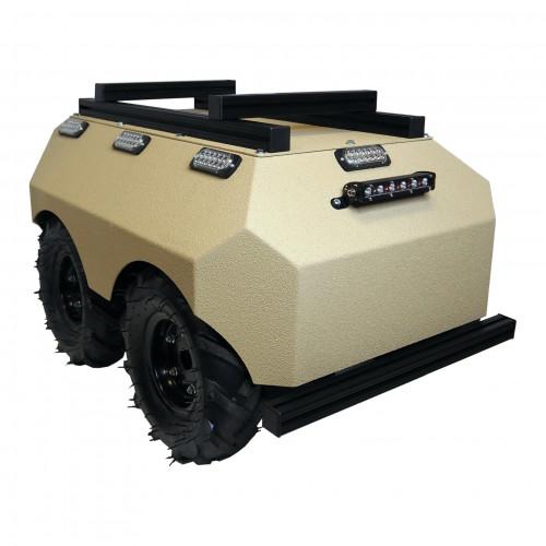 Configurable - HK1000-DM4-E, 4WD All Terrain Autonomous Development Platform
