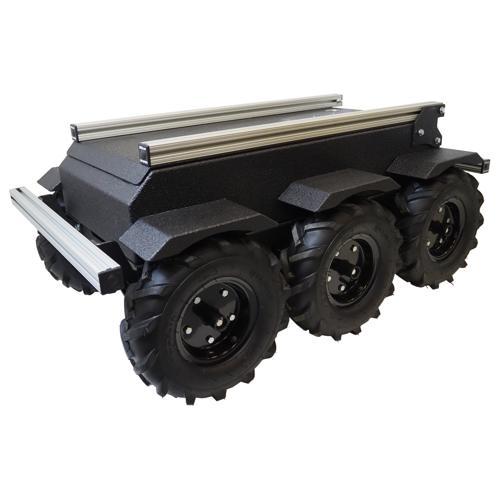 Configurable - HK1500-DM6-E, 6WD All Terrain Autonomous Development Platform