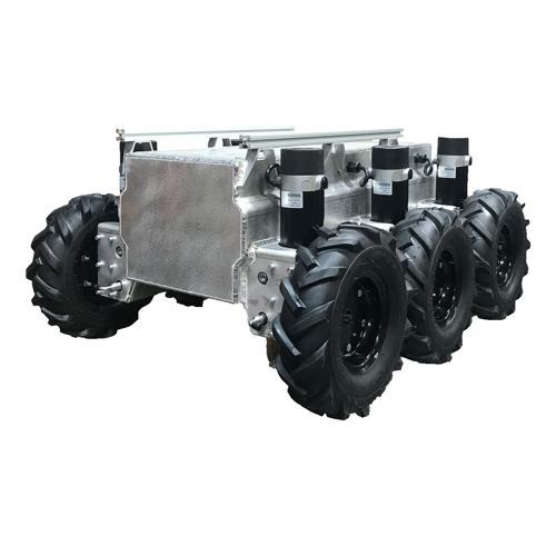 Configurable - WC1500-DM6, 6WD All Terrain Robot Platform