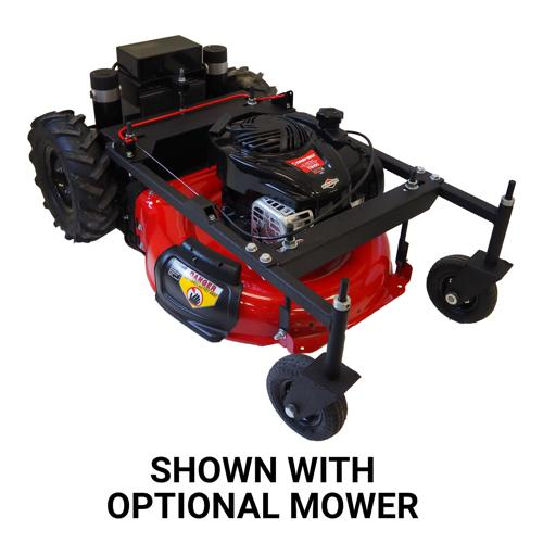 Configurable - Gas Lawn Mower Chassis Upfit Robot Package - WheelChair Motor System
