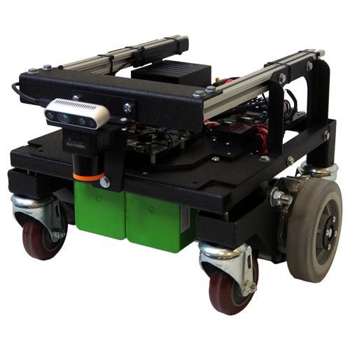 VIPR - Configurable Compact Indoor Autonomous Platform