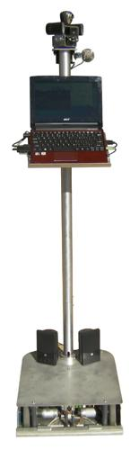 Customized RP2W Two Way Telepresence Robot - SOLD