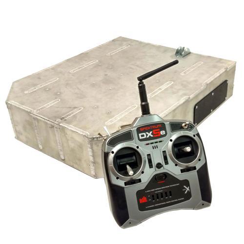 NEW Prebuilt 2WD Mobile Robot Platform - IG42 SB - SALE - SOLD