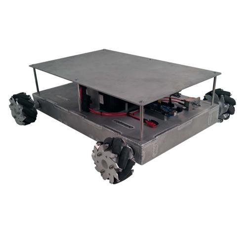 NEW Prebuilt Mecanum Wheel Vectoring Robot - IG32 SB