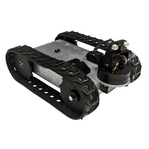 NEW Prebuilt MLT-JR Tethered Inspection Robot