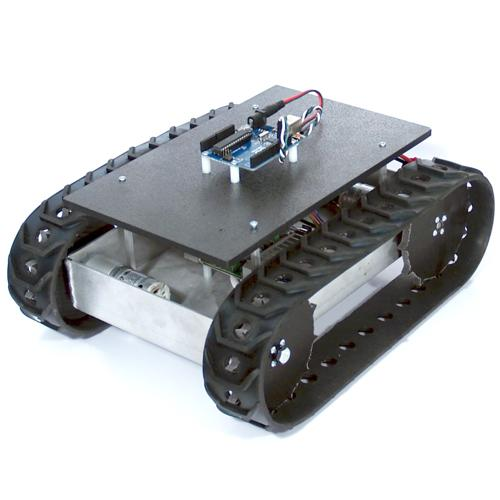 Prebuilt MLT-JR Tracked Development Robot Platform with Arduino - SOLD