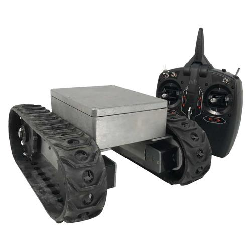 NEW Prebuilt MLT-JR-HC Tracked Robot RC Platform
