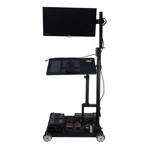 USED Prebuilt Remote Controlled Mobile Desk - SALE