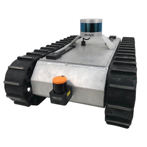 CUSTOM LT2 ROS SLAM Tracked Robot - SOLD