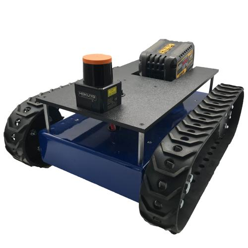 CUSTOM MLT-42 Autonomous Tracked Robot with ROS SLAM - SOLD