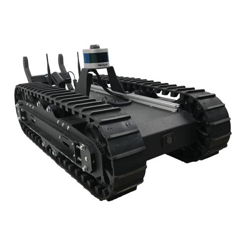 CUSTOM HD2 ROS SLAM Tracked Robot - SOLD