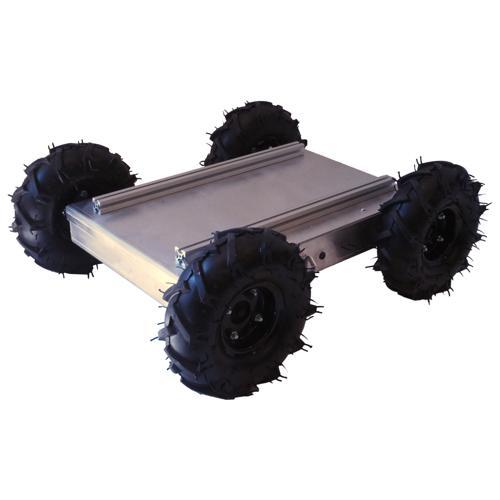 Prebuilt - 4WD IG42-SB-T Custom Size Robot - SOLD