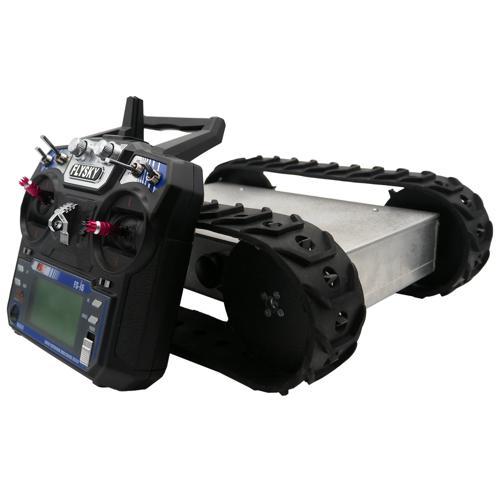 NEW Prebuilt MLT-JR Tracked Robot RC Platform 075 RPM - SOLD