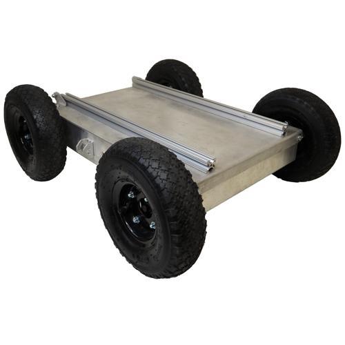 NEW Prebuilt - 4WD IG42-SB-T Custom Size Robot