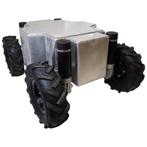 NEW Prebuilt - WC1000-DM4-E All Terrain Enclosed Robot Platform - SOLD