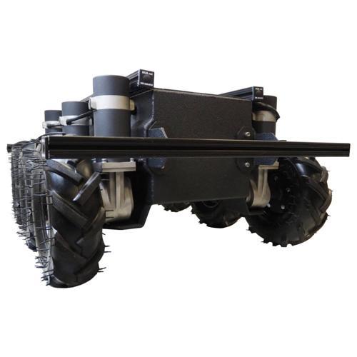 NEW CUSTOM Prebuilt - 6WD Heavy-Duty All-Terrain Enclosed Platform - SOLD
