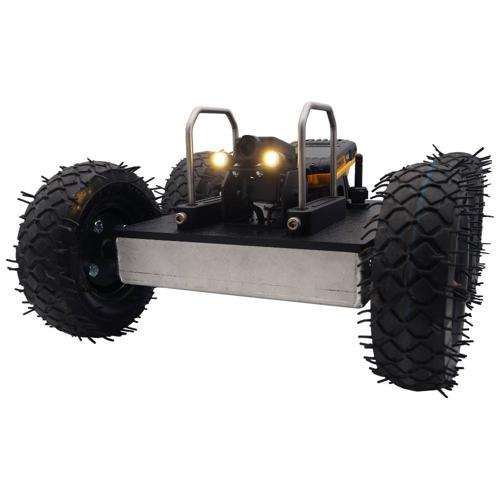 4WD All-Terrain Compact Inspection Robot - SOLD
