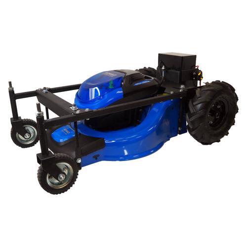 NEW Prebuilt Remote Control Lawn Mower - 40V Kobalt Mower - SOLD