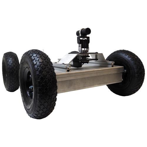 Configurable - Programmable WiFi Mobile 4WD Robot Development Platform - IG42 SB